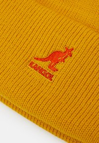 Kangol - CUFF PULL ON UNISEX - Beanie - old gold - 2