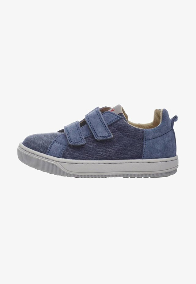 CALEB - Trainers - azure blue