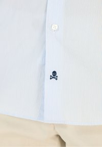 Scalpers - Formal shirt - skyblue stripes