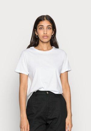 CREW TEE 2 PACK - Jednoduché triko - white