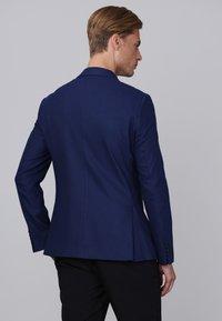 Basics and More - Blazer jacket - indigo - 1