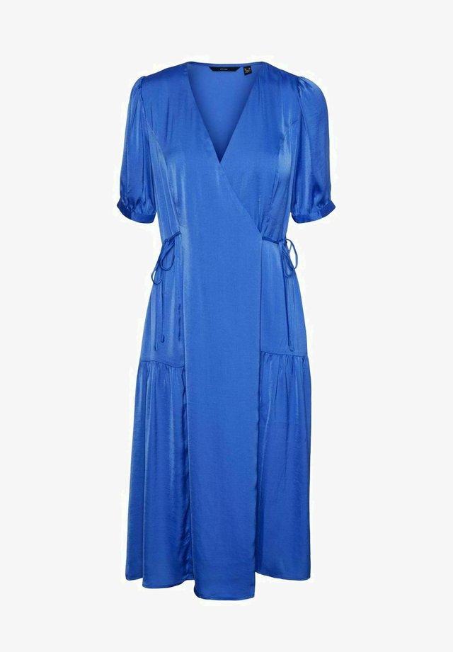 Sukienka letnia - dazzling blue