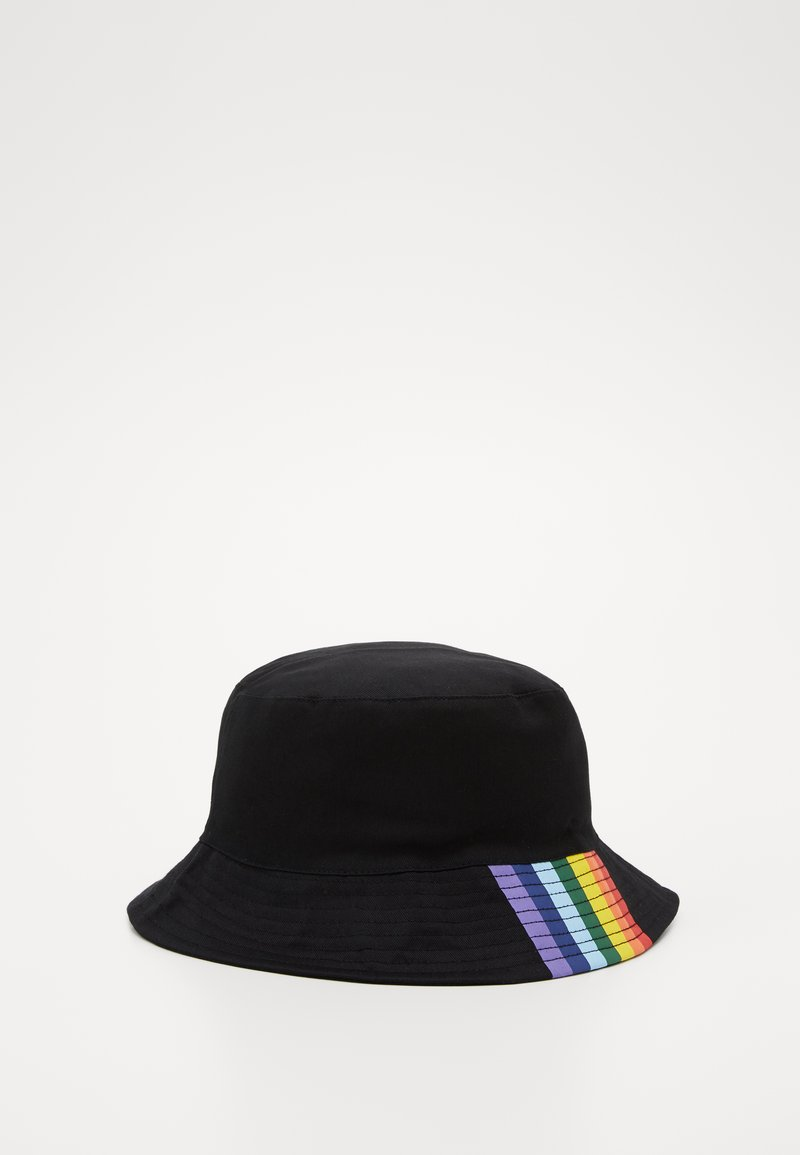 Only & Sons - ONSPRIDE BUCKET HAT - Hoed - black