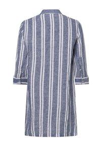 Franco Callegari - Button-down blouse - denim weiß - 1