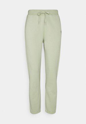 MALEA - Teplákové kalhoty - pistachio