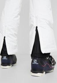 Bogner Fire + Ice - FELI - Spodnie narciarskie - white - 5