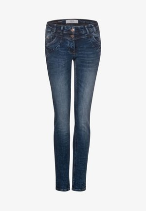 MIT ROSÉGOLD - Slim fit jeans - blue