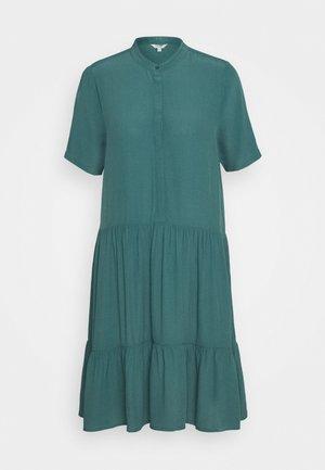 LECIA - Košilové šaty - mallard green