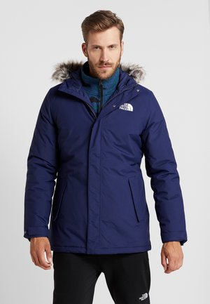 ZANECK JACKET - Talvitakki - montague blue