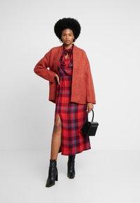 mint&berry - Short coat - orange - 1