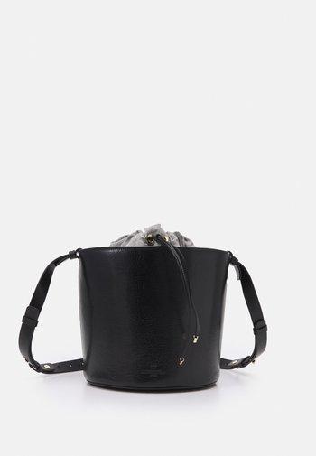 COLLE - Across body bag - schwarz