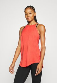 Yogasearcher - YOGAM - Top - red - 0
