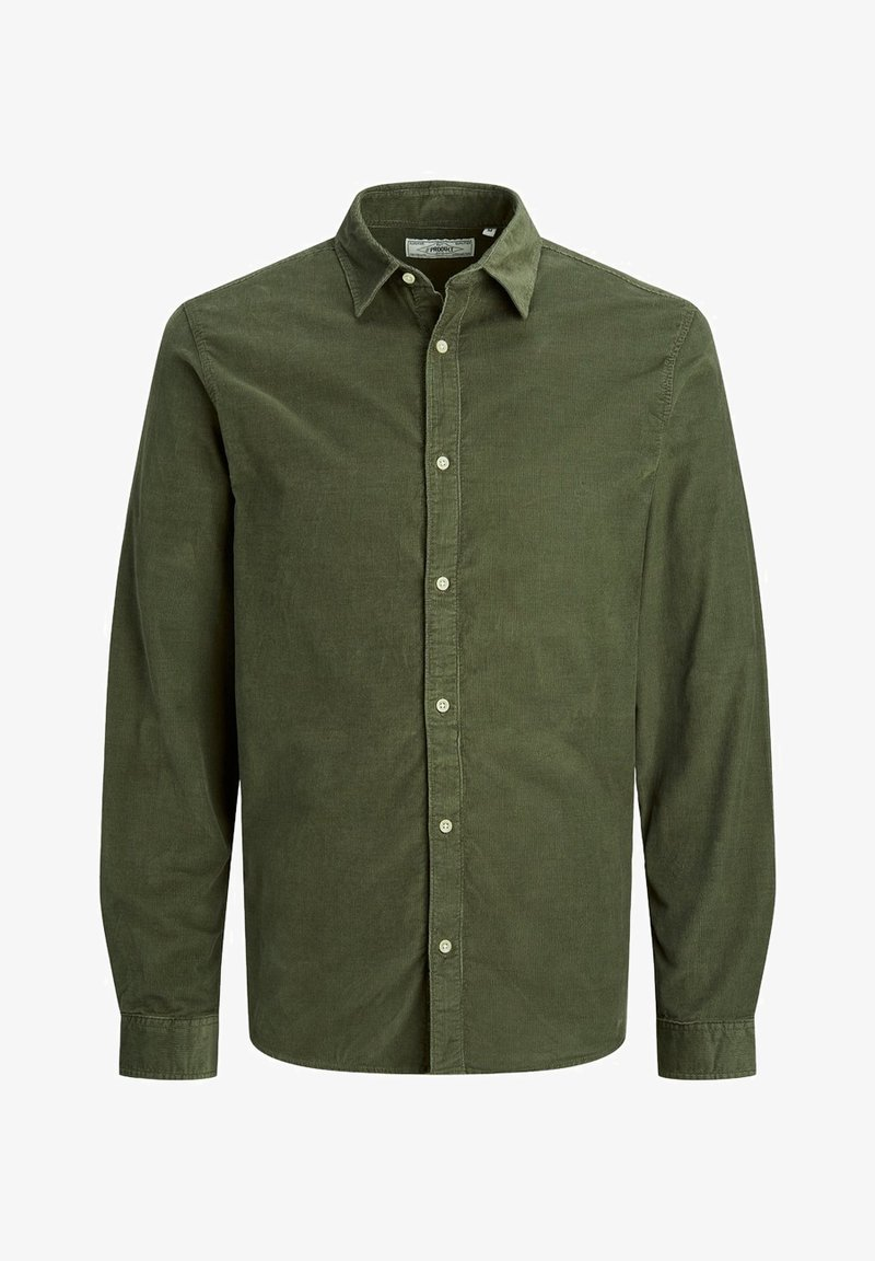 Produkt - KLASSISCHES - Shirt - olive night