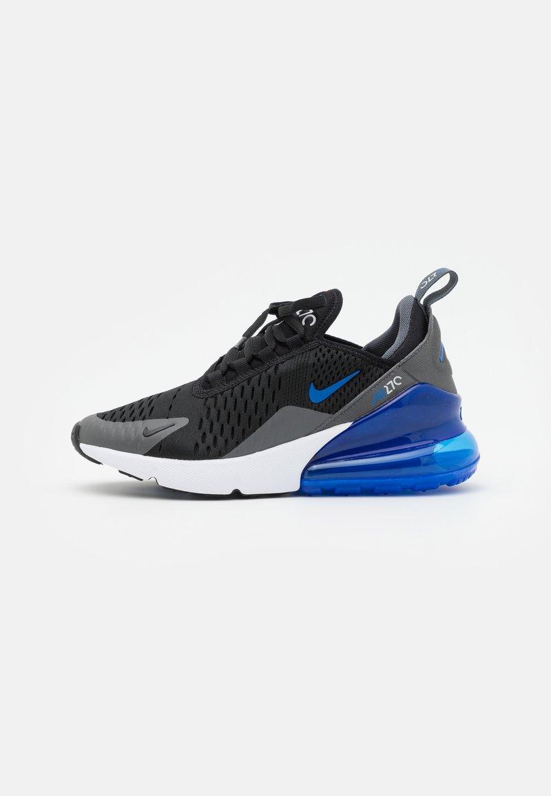 Nike Sportswear - AIR MAX 270 - Baskets basses - black/game royal/iron grey/white