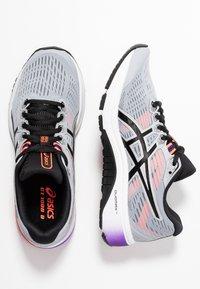 ASICS - GT-1000 8 - Obuwie do biegania treningowe - piedmont grey/black - 1