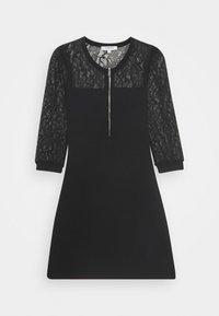 Morgan - Jumper dress - noir - 4