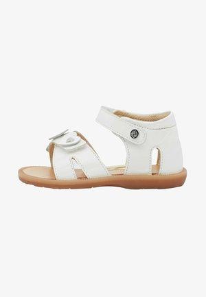 MERYL - Sandals - weiß