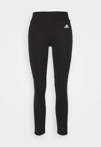 BELIEVE THIS 2.0 LACE AEROREADY WORKOUT COMPRESSION 7/8 LEGGINGS - Tights - black/grey four