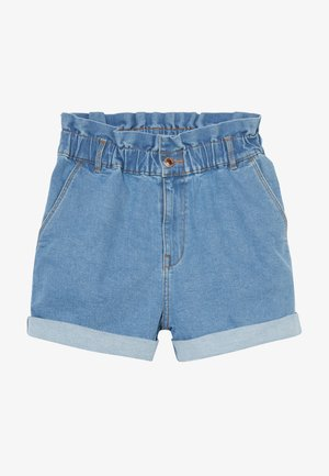 PENELOPE - Jeans Shorts - blue denim