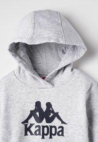 Kappa - TOPEN UNISEX - Sports shorts - grey melange - 2