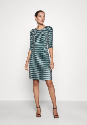 MONA DRESS - Vestito di maglina - peridot green