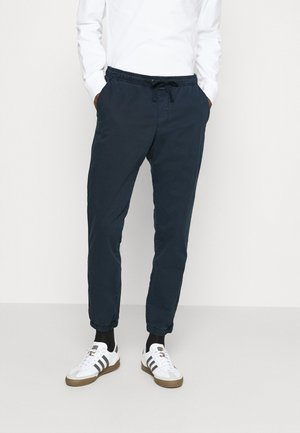 JOGGER  - Tracksuit bottoms - navy
