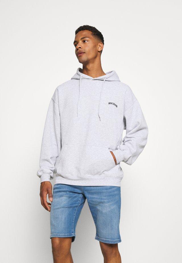 SKATE HOODIE UNISEX - Sweatshirt - grey