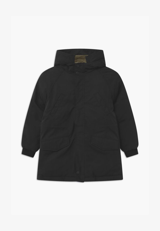 FUNZIONE BOY  - Winter coat - black