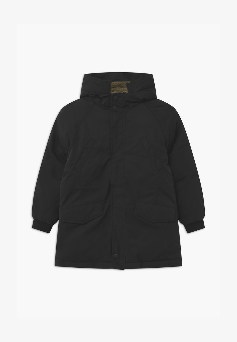 Benetton - FUNZIONE BOY  - Winter coat - black