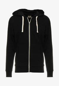 Jack & Jones - JJEHOLMEN - Bluza rozpinana - black/reg fit - 4