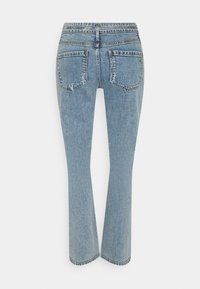 Ivy Copenhagen - FREJA BELT WASH VINTAGE CORNWALL - Relaxed fit jeans - denim blue - 1