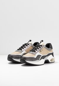 KARL LAGERFELD - LAZARE - Trainers - gold/silver - 4