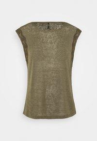 ONLY Tall - ONLCELINE  - T-shirts med print - kalamata - 0