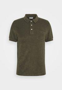 CLOSED - SHORT SLEEVE - Polo shirt - grey fir - 5