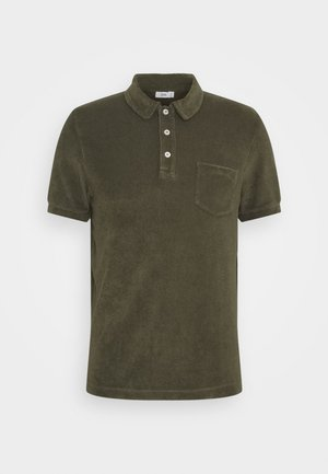 SHORT SLEEVE - Poloshirt - grey fir