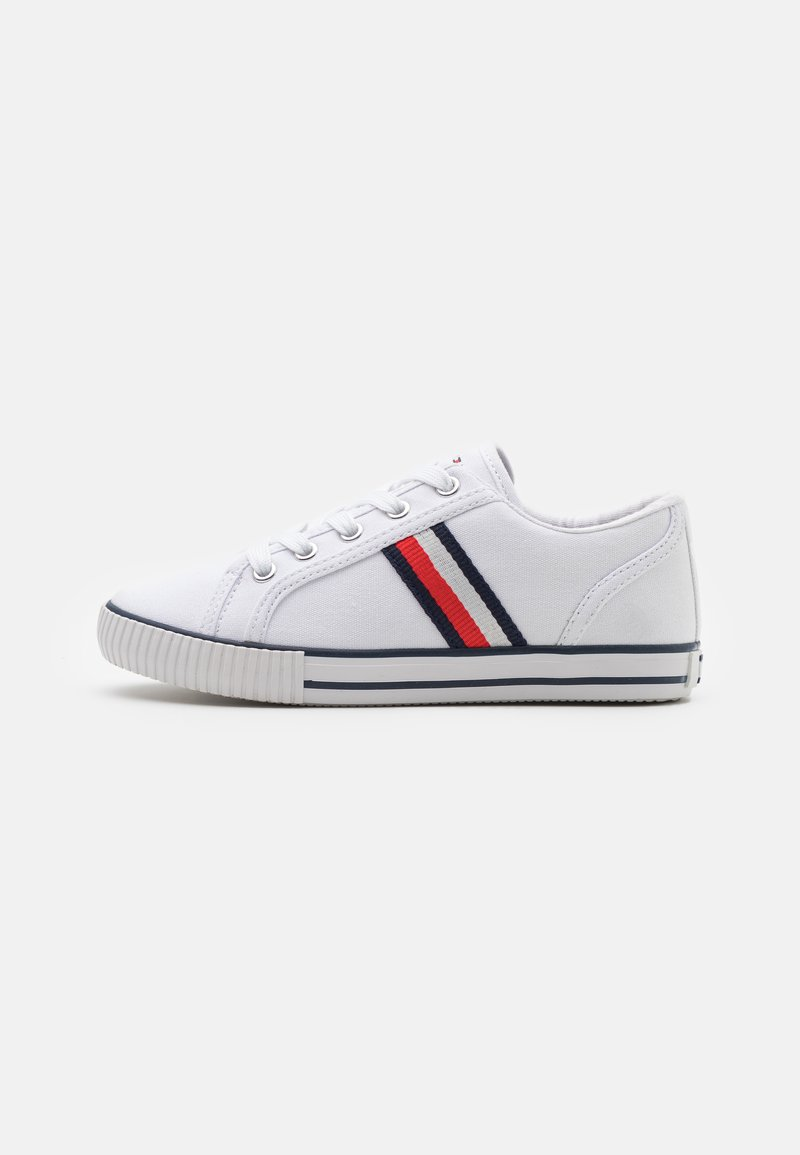 Tommy Hilfiger - Sneakers laag - white/blue