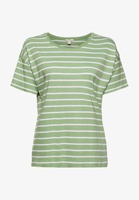 Esprit - Print T-shirt - leaf green - 6