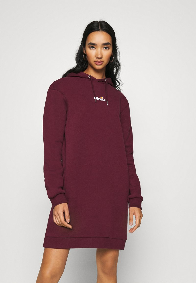 Ellesse - PESCOL - Day dress - burgundy