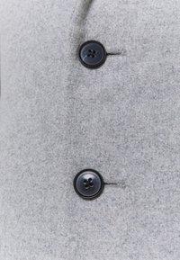 Jack & Jones - JJEMOULDER  - Kort kappa / rock - light grey melange - 3