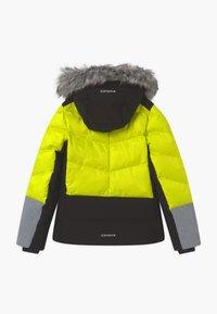 Icepeak - LILLIE  - Kurtka snowboardowa - aloe - 1
