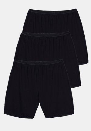 3 PACK  - Shapewear - schwarz