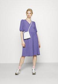 Monki - Day dress - lilac/purple medium dusty - 1