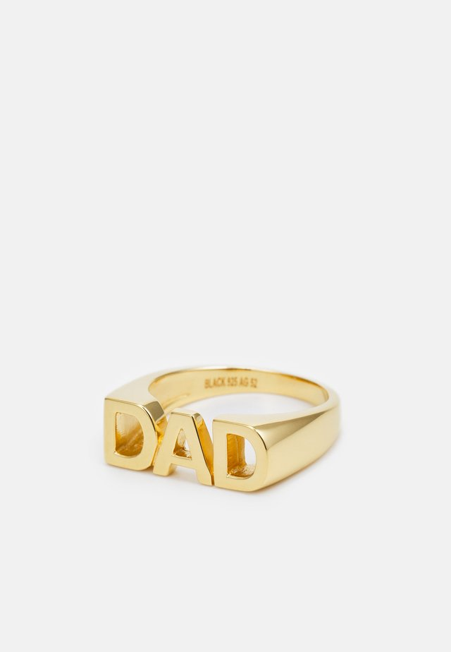 DAD - Anello - gold-coloured