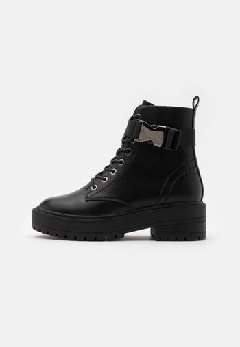 ONLBRANDY LACE UP BOOT