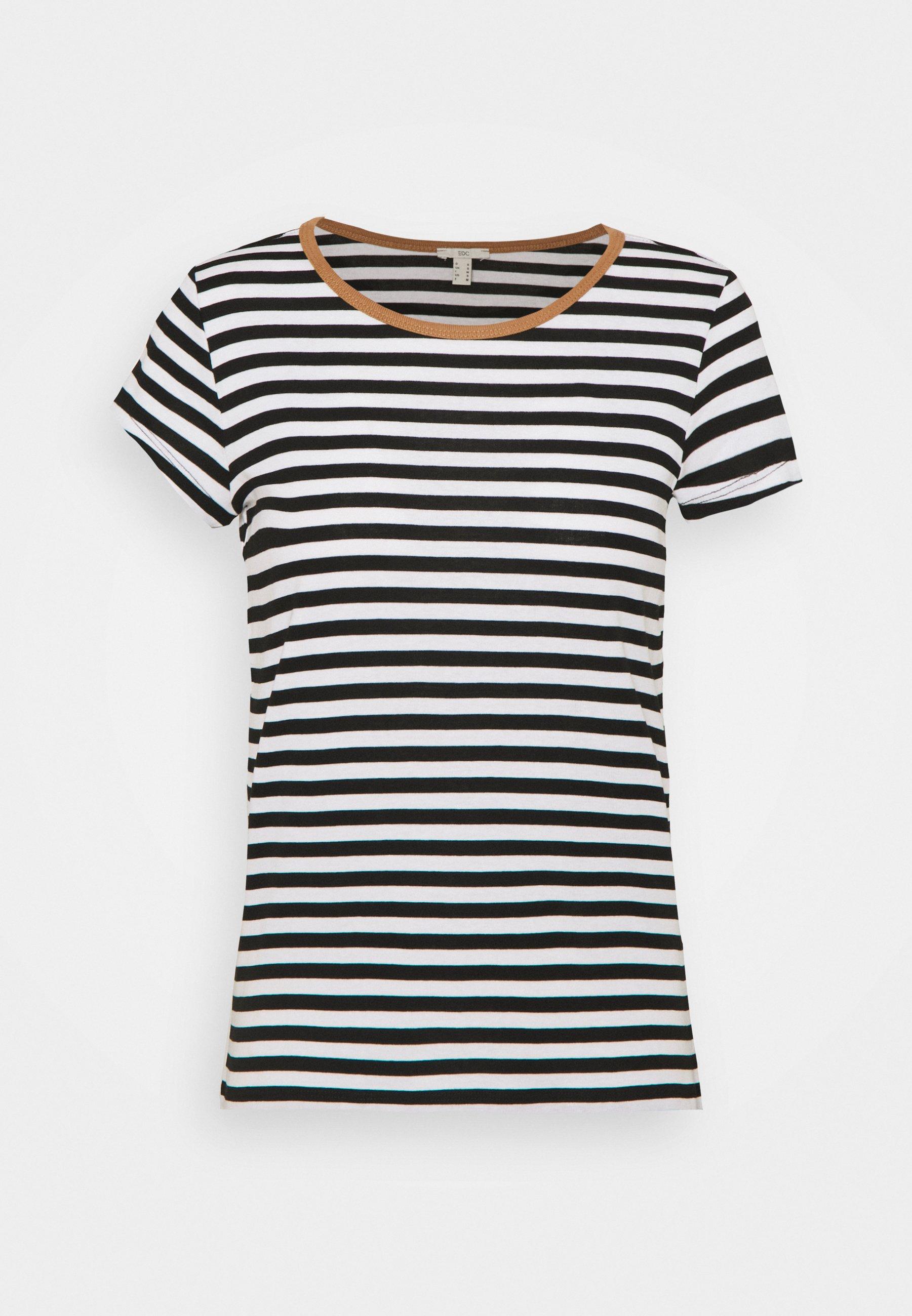 Damen CAP SLEEVE - T-Shirt print