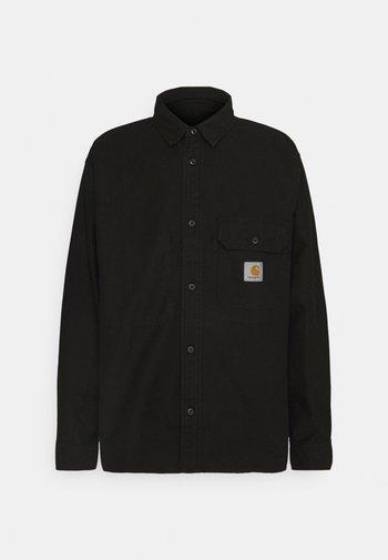 RENO SHIRT - Camicia - black