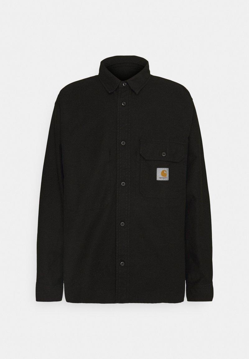 Carhartt WIP - RENO - Shirt - black