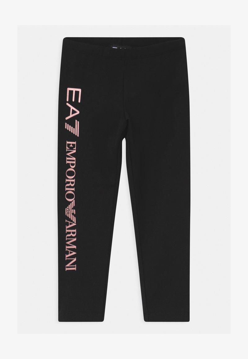Emporio Armani - Leggings - black