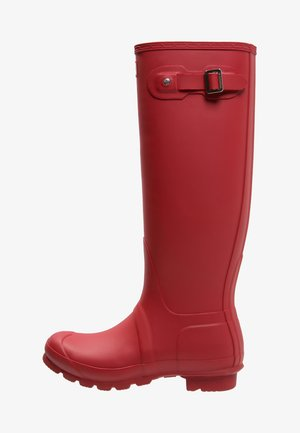 ORIGINAL TALL - Stivali di gomma - military red
