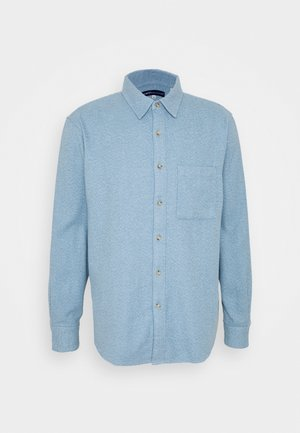 LMC NEW STANDARD SHIRT - Overhemd - light-blue denim